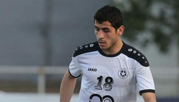 نادي أربيل يقدم عرضا بـ70 ألف دولار لضم اللاعب اللبناني قاسم الزين