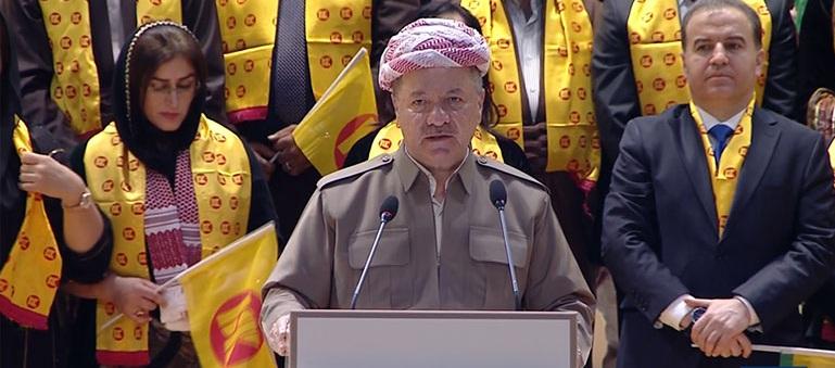 مسعود للأكراد:أنا ربكم الأعلى في كردستان