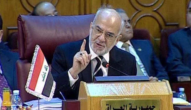 """الجعفري:الحكومة العراقية وأحزابها ستبقى""""تدافع عن إيران حتى الاستشهاد تحت علمها""""!!"""