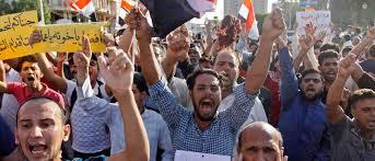انه العراق وشعبه وهما اكبر من الجميع