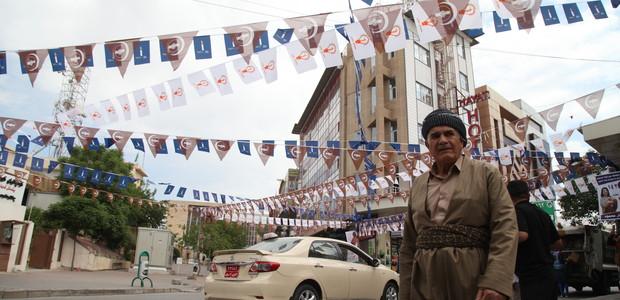 اليوم ..إنطلاق الدعاية الانتخابية في كردستان