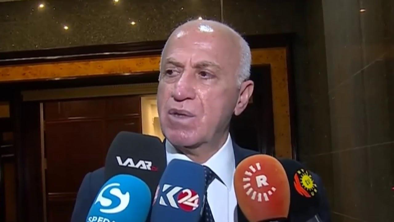 حزب بارزاني:المطالب الكردية واحدة بغض النظر عن تحالفاتها