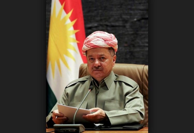 بارزاني:يجب أن يستفيد الكرد من ضعف البرلمان والحكومة القادمة في إعادة كركوك إلى كردستان