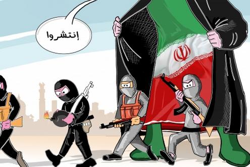 الخارجية الأمريكية:إيران أنفقت 18 مليار دولار على تدمير العراق وسوريا واليمن