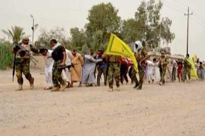 الحشدالشعبي الحاكم العسكري الفعلي في العراق