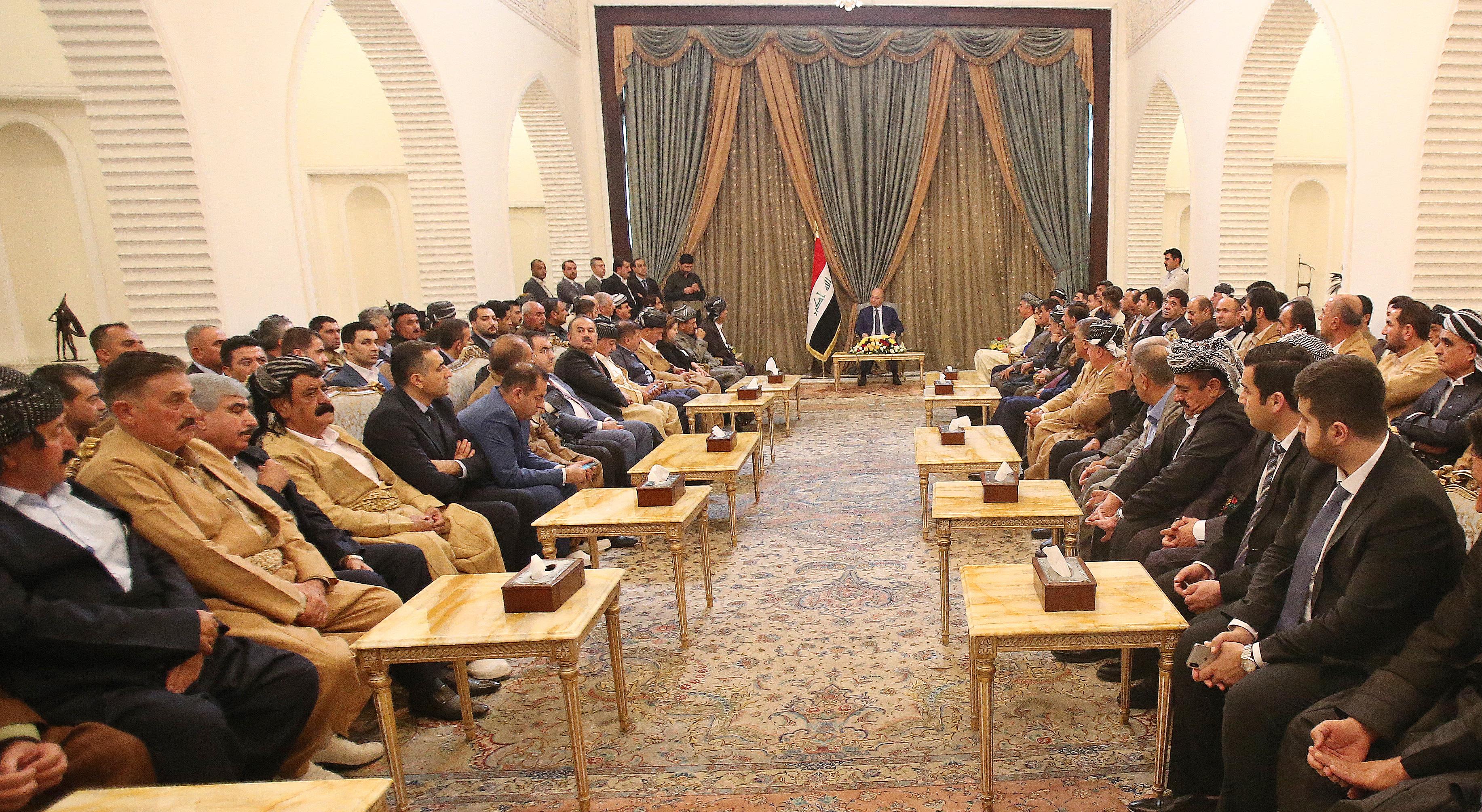 صالح :خدمة المواطن تحتاج إلى حكومة قوية