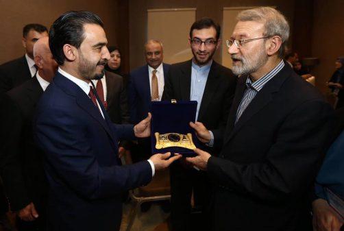 الحلبوسي:نرفض العقوبات الأمريكية على إيران