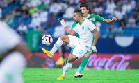 التعادل الايجابي بين العراق والسعودية