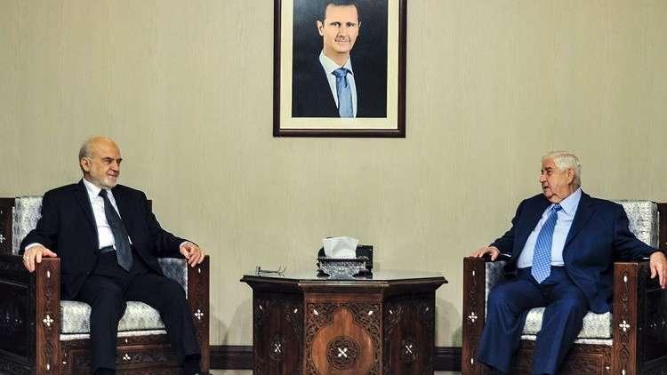 الجعفري يشكر الحكومة السورية لدعمها للعراق!