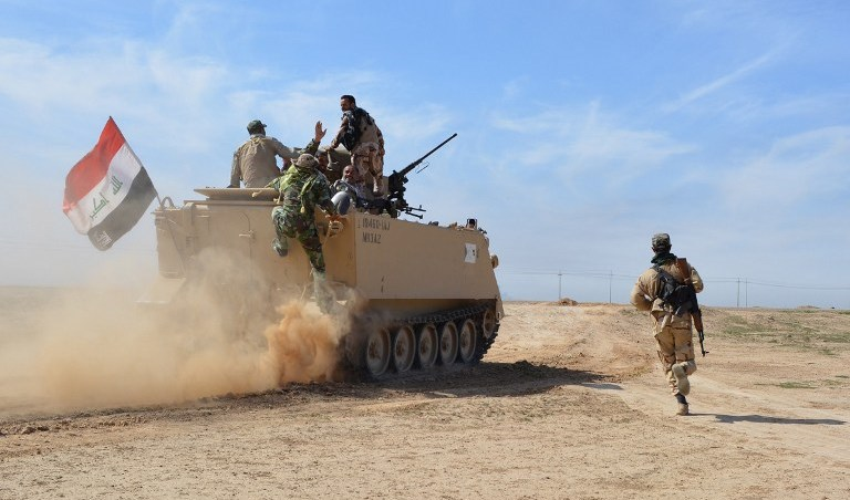 وزارة الدفاع:إنطلاق عمليات الانذار الأخير في صحراء الانبار