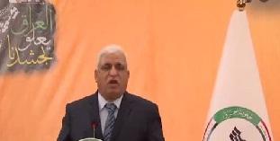 """بعد أن كان الجيش العراقي هو حارس الأمة..الفياض:الحشد الشعبي """"حارس الأمة""""!!"""