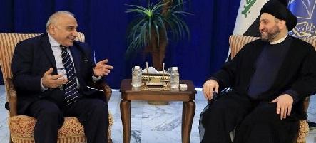 الحكمة:حرية اختيار وزراءنا بيد عبد المهدي