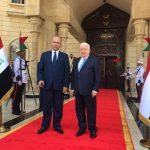 بالصور..صالح يدخل قصر السلام