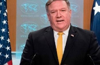 بومبيو يدعو حكومة عبد المهدي ابعاد التأثير الإيراني عن العراق