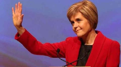 إسكتلندا تدعو إلى استفتاء جديد على خروج بريطانيا من الاتحاد الأوروبي