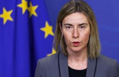 موغيريني تؤكد التزام الاتحاد الأوروبي بمنح العراق 400 مليون يورو لاعمار مناطقه المحررة