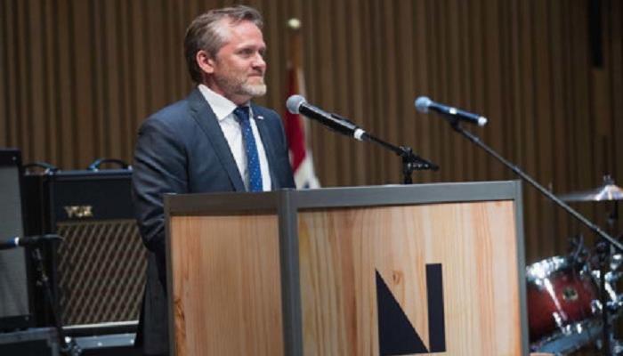 الدنمارك تسعى لفرض عقوبات أوروبية على إيران