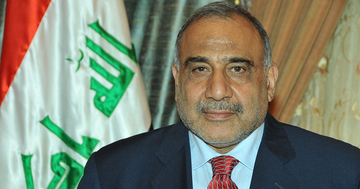 عبد المهدي:الوزير موظف عند الدولة