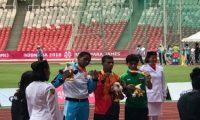 العراق يحصد المدالية البرونزية في دورة الألعاب الآسوية