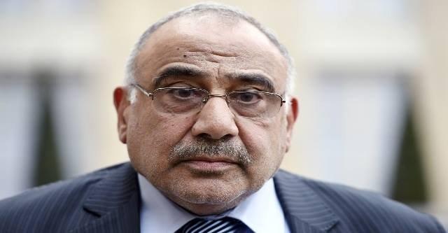 مكتب عبد المهدي ينفي قوائم التشكيلات الوزارية