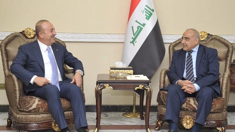 العراق وتركيا يؤكدان على تعزيز التعاون بين البلدين