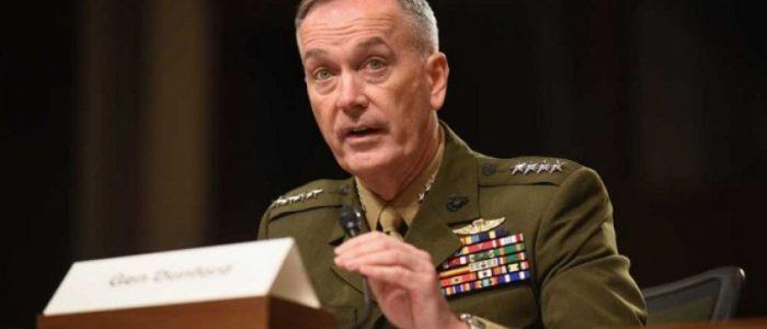 دانفورد يدعو العراق لمعالجة الأسباب التي أظهرت القاعدة وداعش