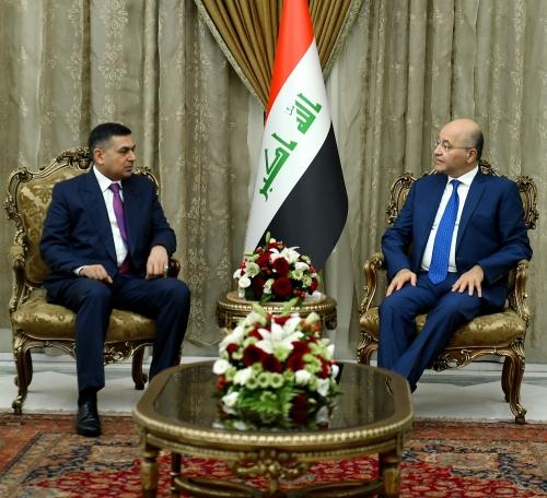 صالح:البصرة عاصمة كل العراق فعلا وبكل المقاييس