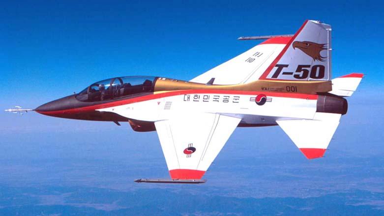القوة الجوية:شحن الوجبة الثالثة من طائرات T50 إلى العراق