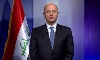 اليوم..الرئيس العراقي يتوجه إلى الرياض في زيارة رسمية للعربية السعودية