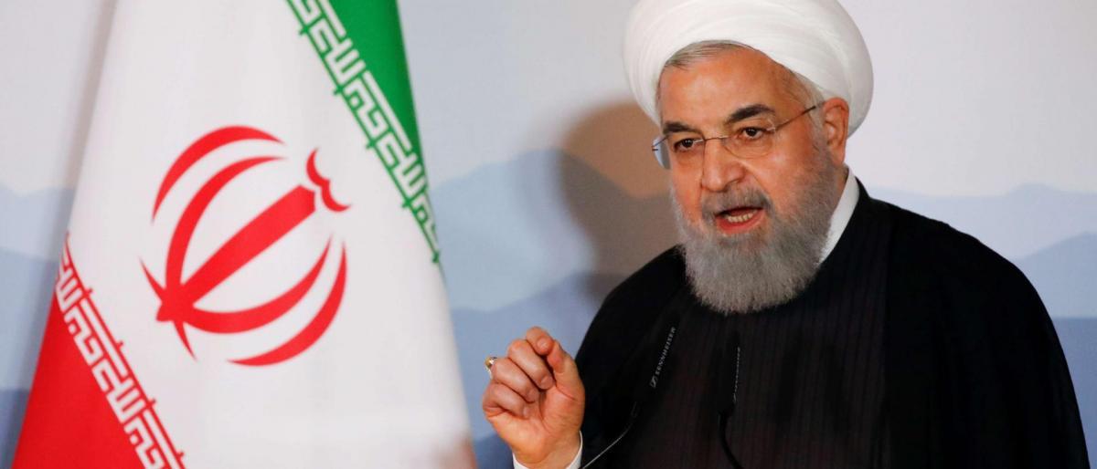 روحاني يأمر بمد سكة حديد تربط إيران بالعراق وصولا إلى ميناء اللأذقية السوري