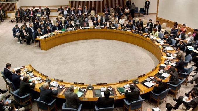 الصين تترأس مجلس الأمن الدولي للشهر الحالي
