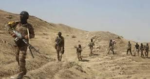 إنطلاق عملية عسكرية للحشد جنوب غرب كركوك
