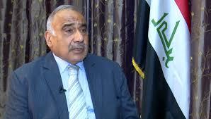 """عبد المهدي للشعب العراقي:س """"أحقق مطالبكم"""""""