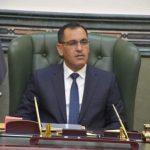 وزير الصناعة يؤكد على إعادة الإنتاج إلى جميع الشركات التابعة للوزارة