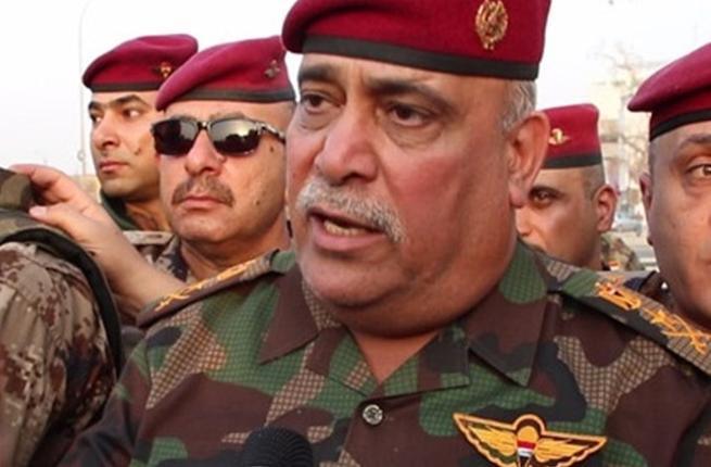 """متظاهروا البصرة: قائد الشرطة """"رعديد يعمل تحت عباءة المليشيات"""""""
