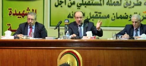 المالكي: لن يتم الإصلاح إلا بتحقيق الأغلبية السياسية