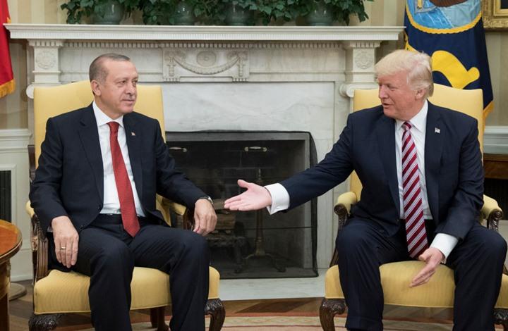 لقاء مرتقب بين ترامب وأردوغان في باريس