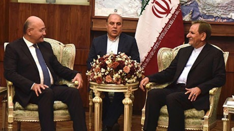 مصادر:صالح في طهران الأسبوع المقبل
