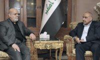 "مسجدي:عبد المهدي ""صديق قديم لإيران """