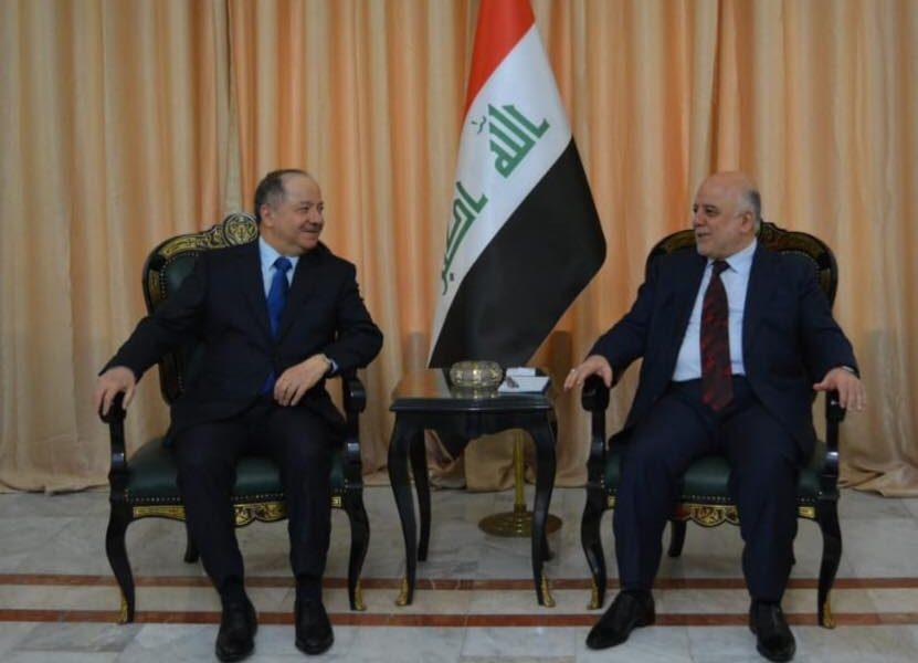 الديمقراطي الكردستاني:زيارة البارزاني إلى بغداد لإزالة التشجنات السياسية