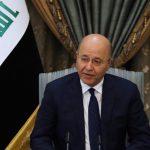 اليوم..الرئيس العراقي في عمّان