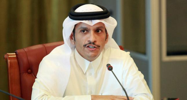 اليوم ..وزير خارجية قطر في بغداد