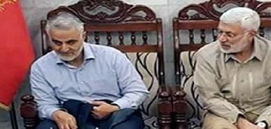 """""""المهندس"""" يطالب الحكومة بزيادة تخصيصات الحشد الشعبي لتنفيذ مشروع الثورة الإسلامية!"""