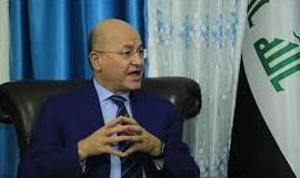 غداً..بداية الجولة الخليجية للرئيس العراقي