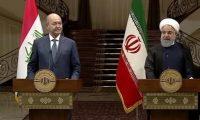 """صالح """"يثمن""""الدور الإيراني في احتلال العراق"""