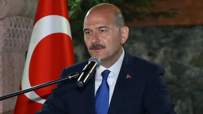 وزير الداخلية التركي:حزب الـpkk يسرق النفط العراقي بالتعاون مع الولايات المتحدة