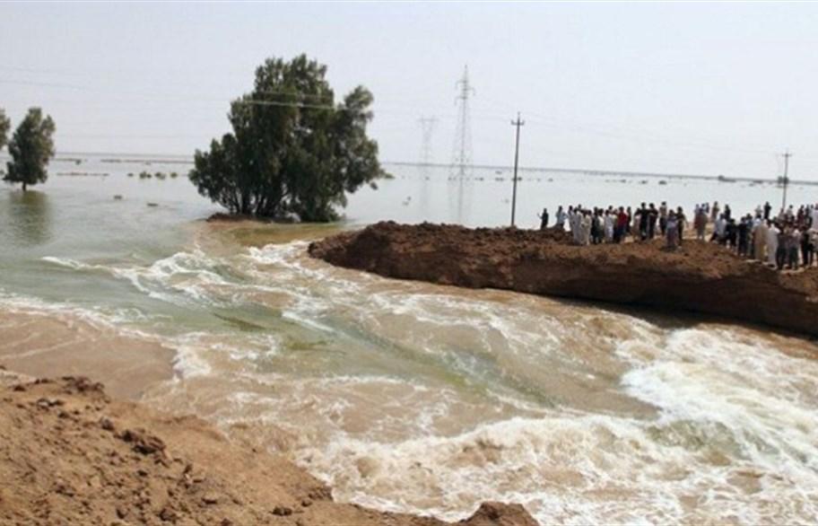 نائب يطالب بإعلان ناحيتي مندلي وقزانية مناطق منكوبة بفعل السيول القادمة من إيران
