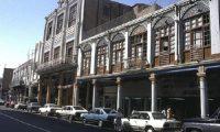 شارع الرشيد قلب بغداد