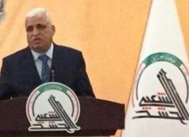 الفياض:الحشد الشعبي الضامن الأكيد لمستقبل مشروع الإمام خميني في المنطقة