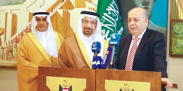 اتفاق عراقي سعودي لتحقيق الاستقرار في أسواق النفط
